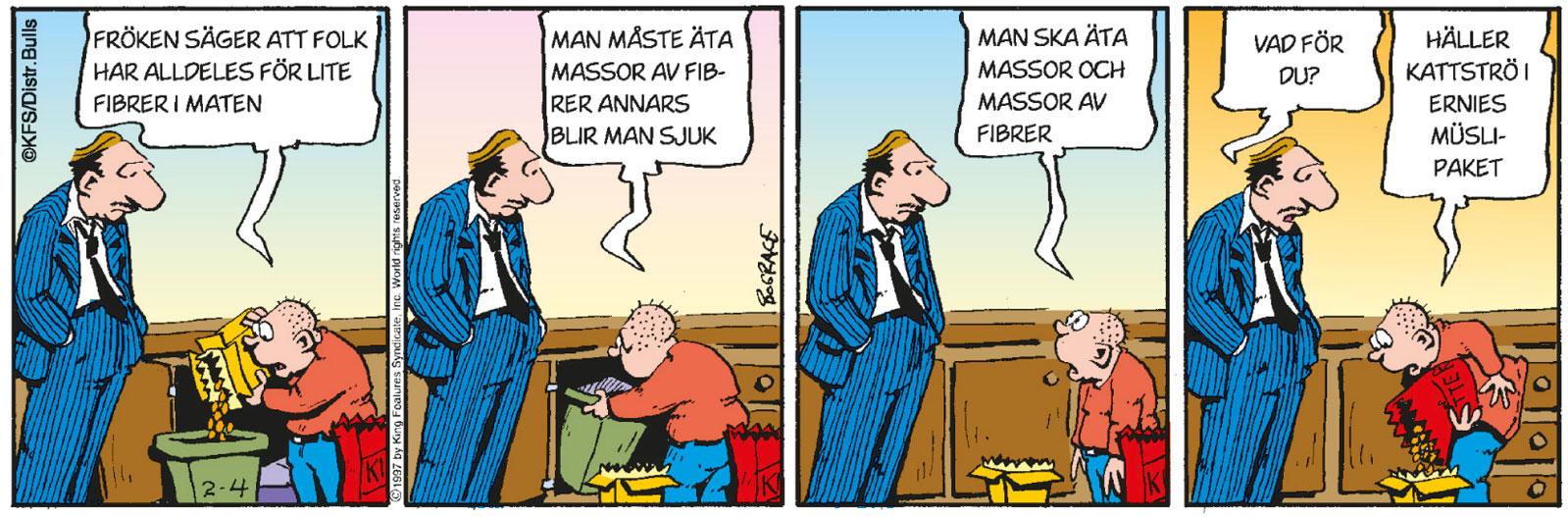 Ernies Farbror