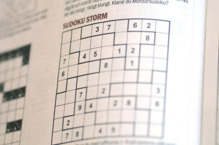 Sudoku Storm