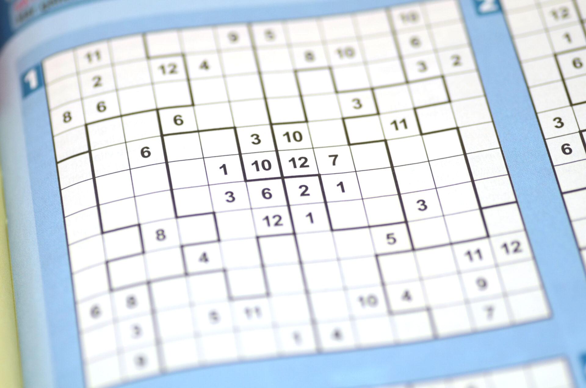 Sudoku orkan
