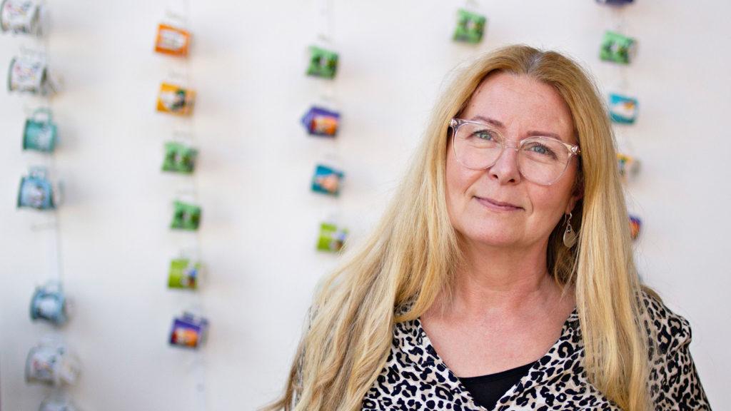 Eva Öström