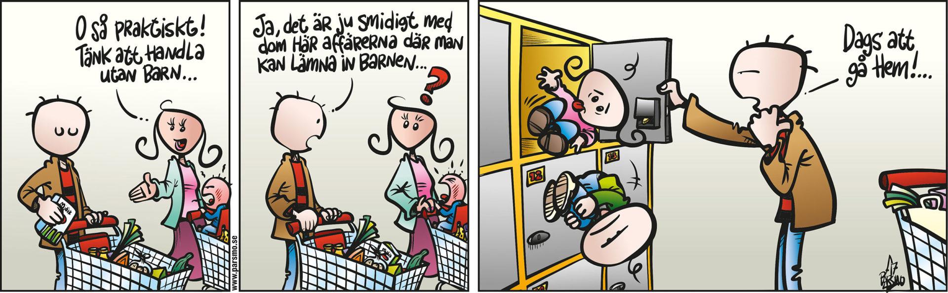 Barnförvaring Anders PArsmo