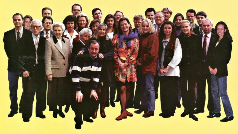 Bulls personal 1994