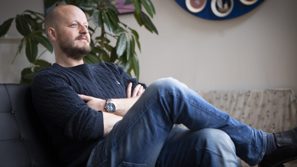 Daniel Tullberg