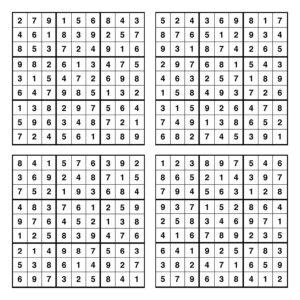 Sudokupaket