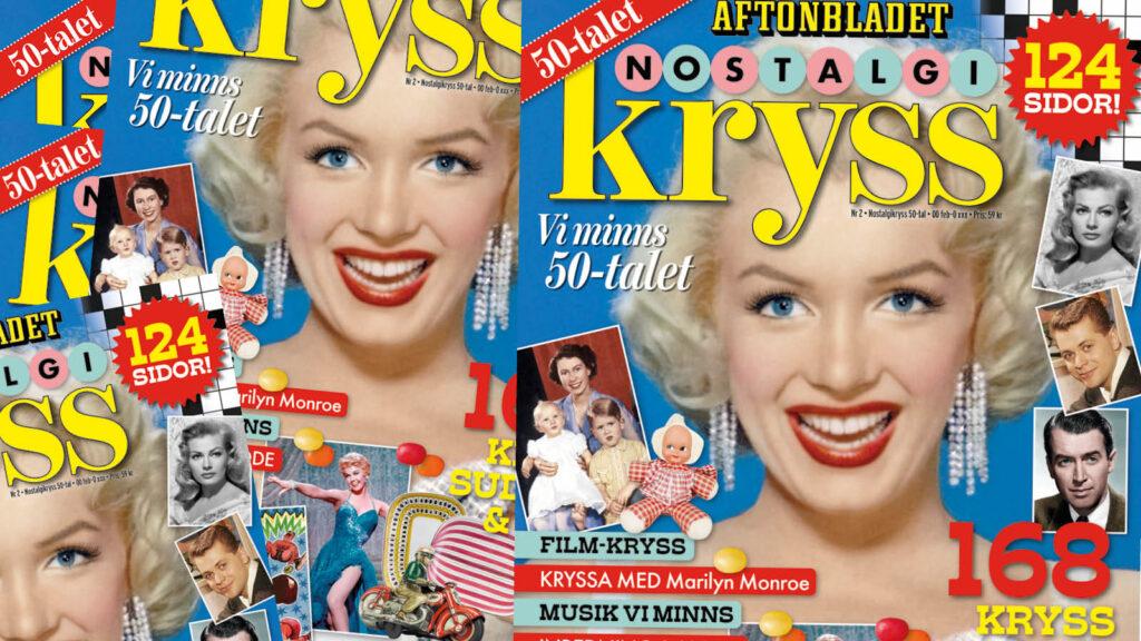 Aftonbladet nostalgikryss